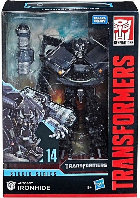Transformers Generations Studio Series Ironhide Voyager Action Figure #14
