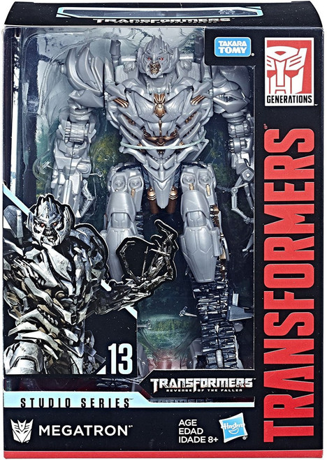 Transformers Generations Studio Series Megatron Voyager Action Figure #13