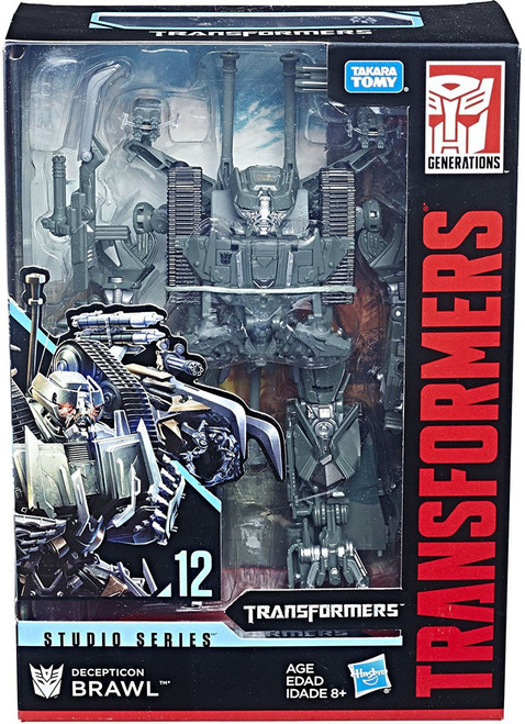 Transformers Generations Studio Series Brawl Voyager Action Figure #12