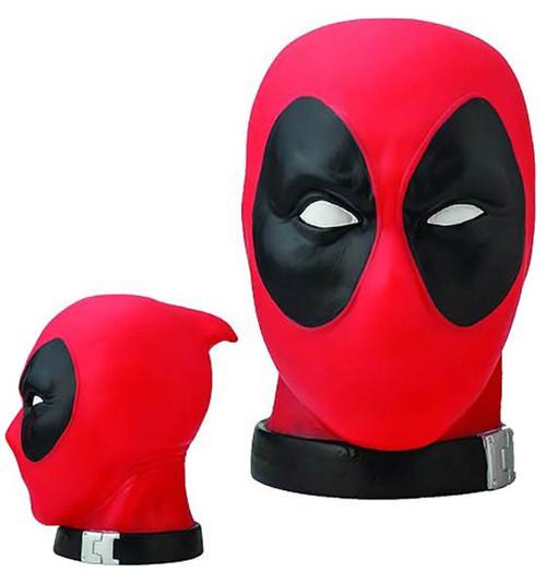 Marvel Deadpool Head Exclusive Bank