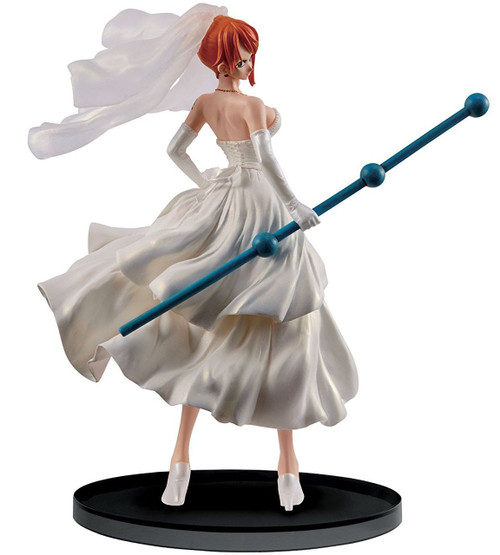 One Piece SCulture Big Zoukeio 4 Vol.2 Nami 6.3-Inch Collectible PVC Figure