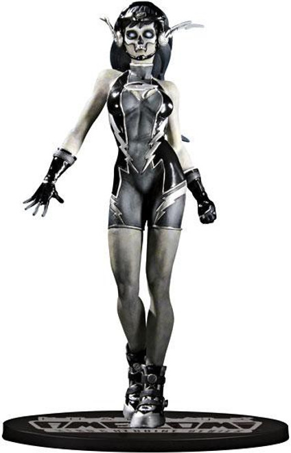 DC Ame-Comi Heroine Series Black Flash 9-Inch PVC Statue [Damaged Package]