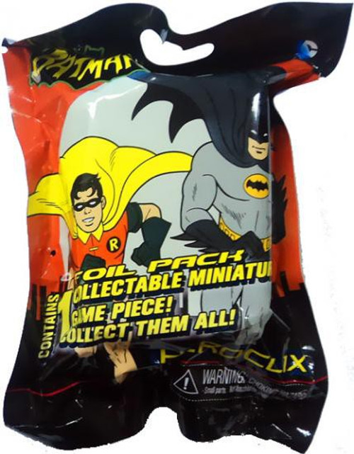 DC HeroClix Batman 1966 Booster Pack [Loose, 1 RANDOM Figure]