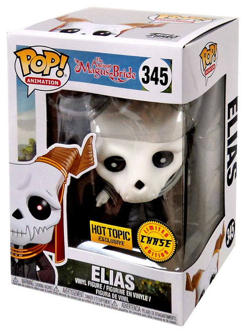 Funko The Ancient Magus Bride POP! Animation Elias Exclusive Vinyl Figure [Chase Version, Crunchy Roll Box]