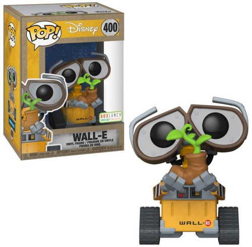Funko POP! Disney Wall-E Exclusive Vinyl Figure #400 [Earth Day]