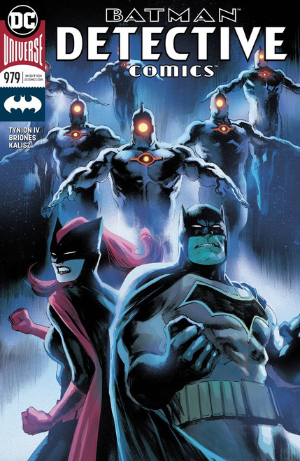 DC Detective Comics #979 Comic Book [Variant]