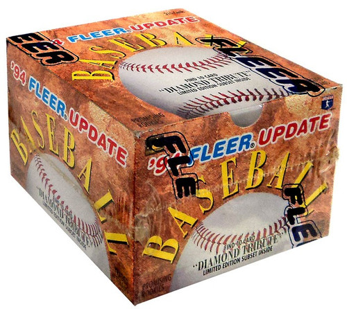 MLB 1994 Update Baseball Cards Complete Set [Factory Sealed]
