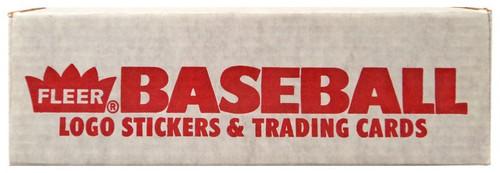 MLB 1989 Baseball Cards Complete Set [Plain Box] [Factory Sealed]