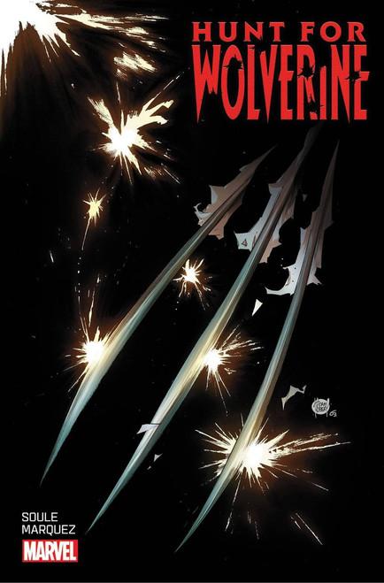 Marvel Comics Hunt for Wolverine #1 Comic Book [Kubert Teaser Variant]