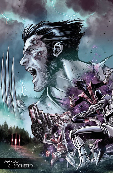 Marvel Comics Hunt for Wolverine #1 Comic Book [Checchetto Young Guns Variant]