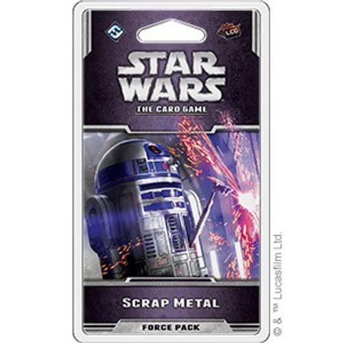 Star Wars LCG Scrap Metal Force Pack