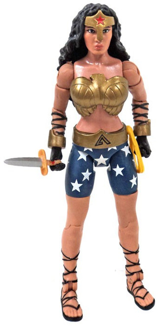 DC The Dark Knight Returns Multiverse Dr. Psycho Series Wonder Woman Action Figure [Loose]