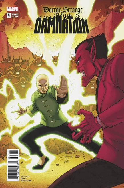 Marvel Comics Doctor Strange Damnation #4 Comic Book [Lim Variant]