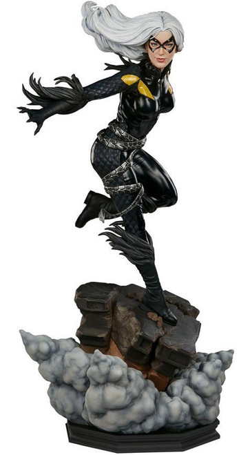 Marvel Black Cat 22-Inch Premium Format Statue