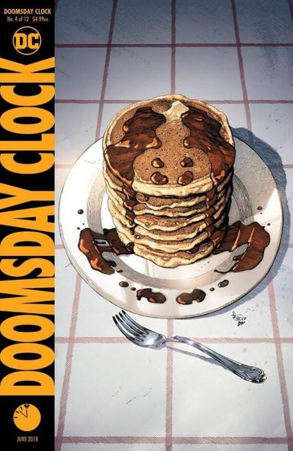 DC Doomsday Clock #4 Comic Book