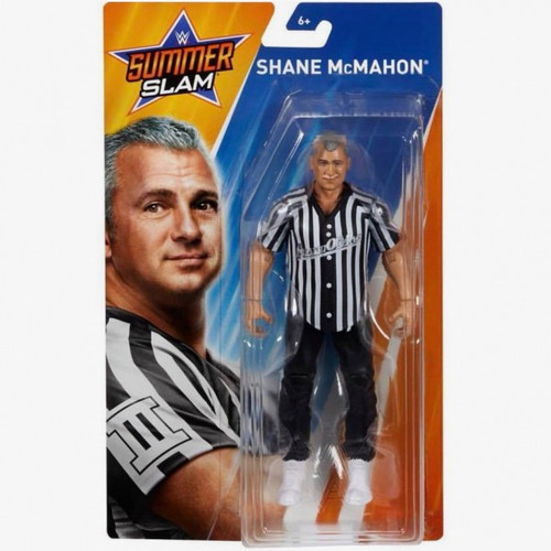 WWE Wrestling Summer Slam 2018 Shane McMahon Action Figure