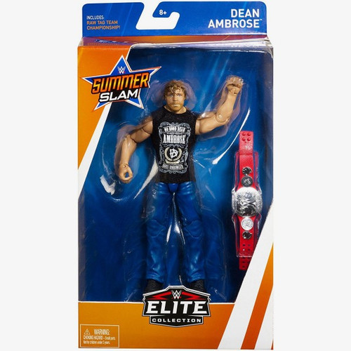 WWE Wrestling Elite Collection Summer Slam 2018 Dean Ambrose Action Figure