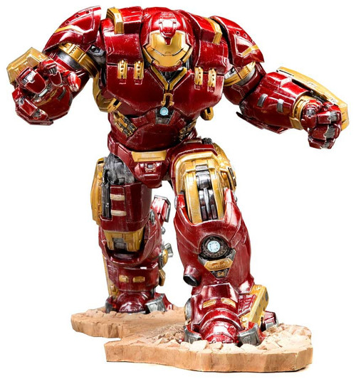Marvel Avengers Age of Ultron ArtFX Hulkbuster Iron Man Statue [Loose]