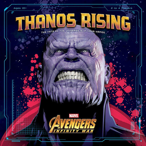 Thanos Rising Avengers Infinity War Dice and Card Game