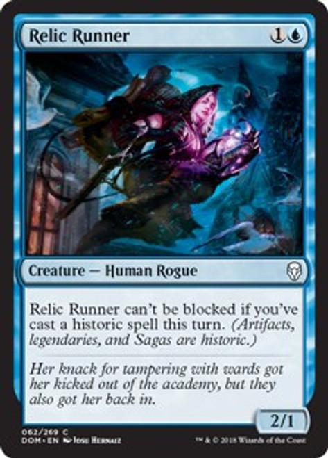 MtG Dominaria Common Relic Runner #62