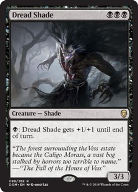 MtG Dominaria Rare Foil Dread Shade #88
