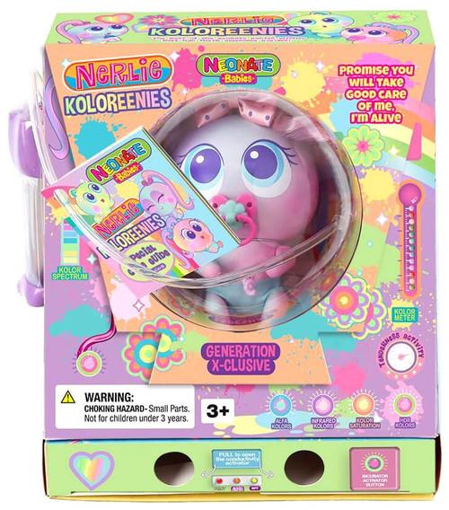 Neonate Babies Nerlie Koloreenies Lili Pink Baby