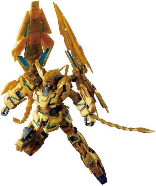 Gundam NT High Grade Universal Century Unicorn Gundam 03 Phenex Destroy Mode Model Kit #213