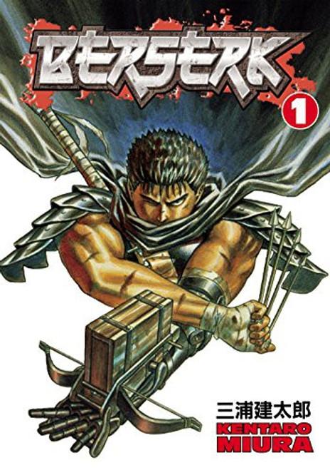 Dark Horse Berserk Volume 1 Manga Trade Paperback