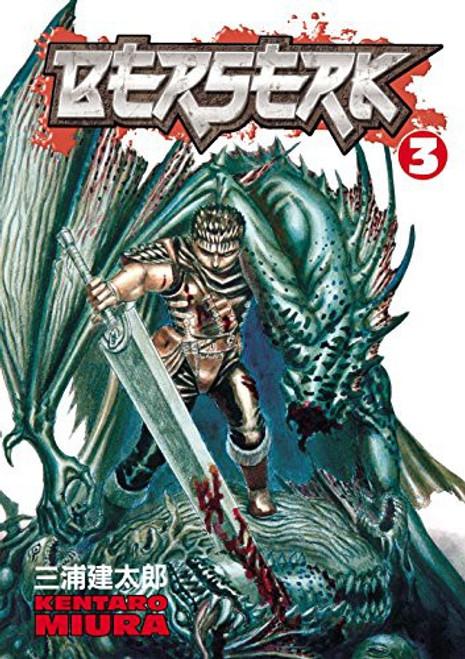 Dark Horse Berserk Volume 3 Manga Trade Paperback