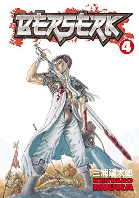 Dark Horse Berserk Volume 4 Manga Trade Paperback