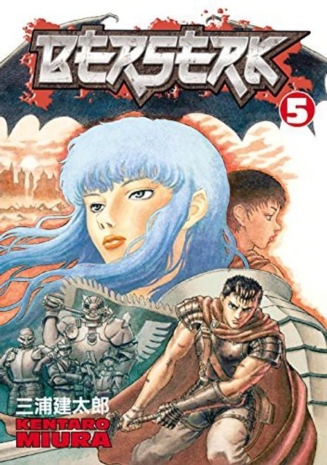 Dark Horse Berserk Volume 5 Manga Trade Paperback