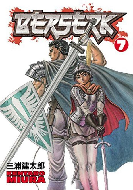 Dark Horse Berserk Volume 7 Manga Trade Paperback