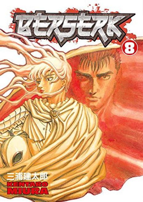 Dark Horse Berserk Volume 8 Manga Trade Paperback