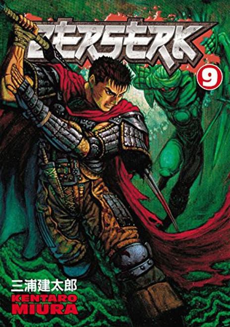 Dark Horse Berserk Volume 9 Manga Trade Paperback