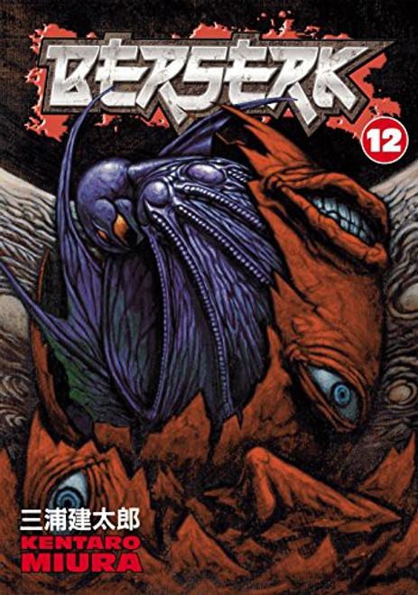 Dark Horse Berserk Volume 12 Manga Trade Paperback