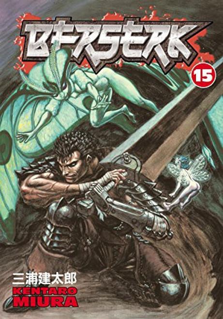 Dark Horse Berserk Volume 15 Manga Trade Paperback