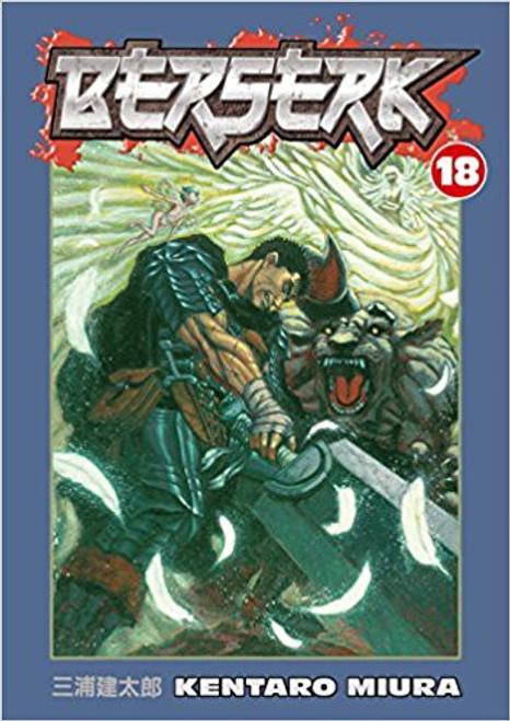 Dark Horse Berserk Volume 18 Manga Trade Paperback