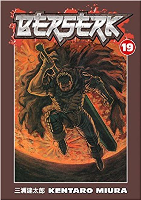 Dark Horse Berserk Volume 19 Manga Trade Paperback
