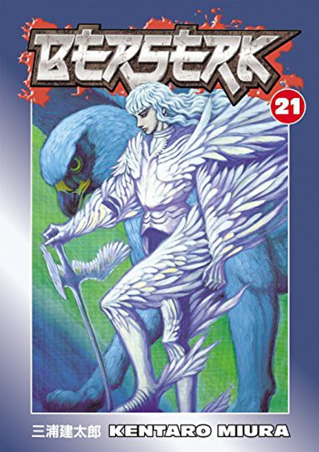 Dark Horse Berserk Volume 21 Manga Trade Paperback
