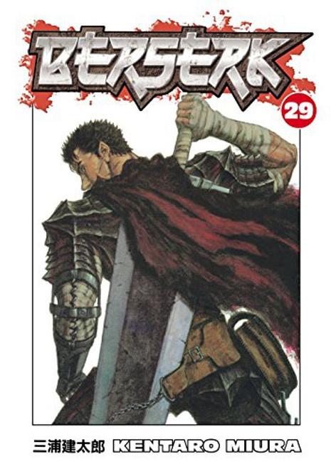 Dark Horse Berserk Volume 29 Manga Trade Paperback