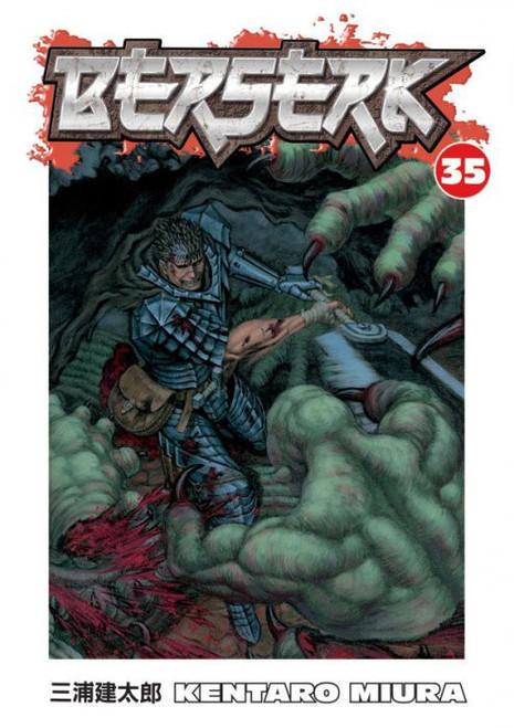 Dark Horse Berserk Volume 35 Manga Trade Paperback