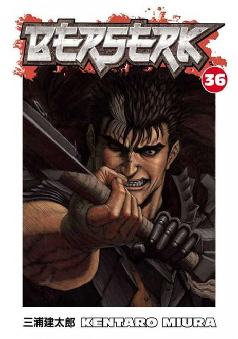 Dark Horse Berserk Volume 36 Manga Trade Paperback