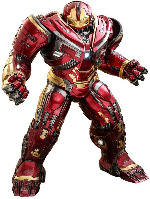 Marvel Avengers Infinity War Power Pose Hulkbuster Collectible Figure [Infinity War]