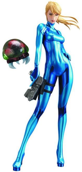 Metroid Other M Zero Suit Samus Aran PVC Figure [Reissue Version]