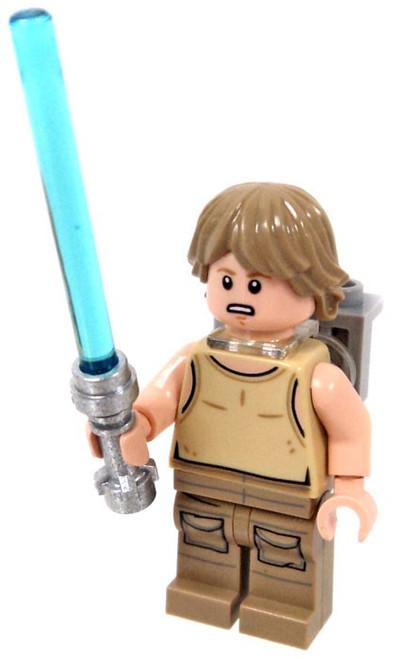 LEGO Star Wars Luke Skywalker Minifigure [Dagobah Loose]
