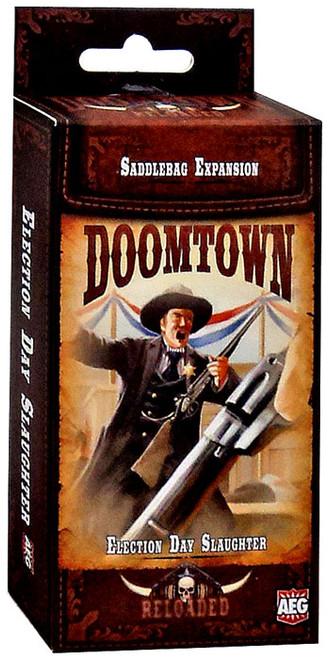 Doomtown Reloaded Election Day Slaughter Saddlebag Expansion