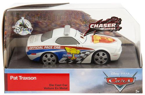 Disney / Pixar Cars Cars 3 Chaser Series Pat Traxson Exclusive Diecast Car