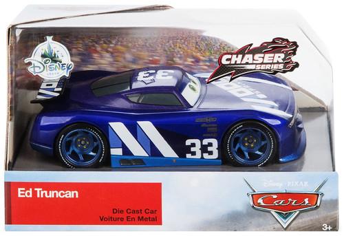 Disney / Pixar Cars Cars 3 Chaser Series Ed Truncan Exclusive Diecast Car