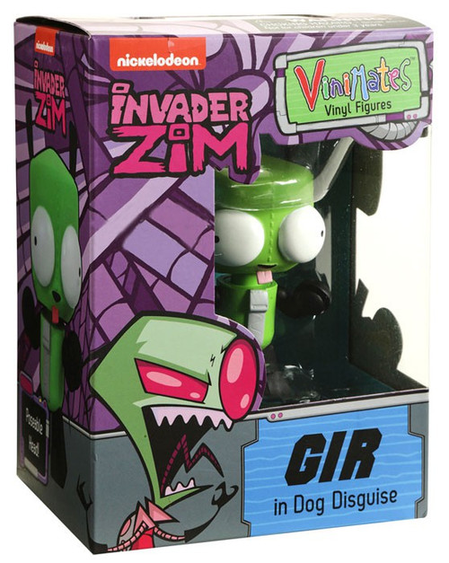 Invader Zim Gir in Dog Disguise Exclusive Vinyl Figure