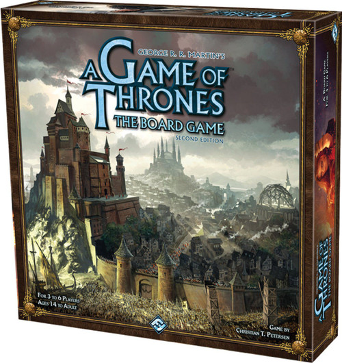 A Game of Thrones Board Game [2nd Edition]